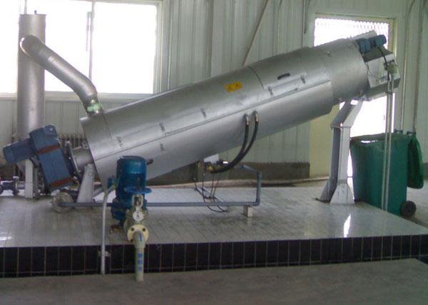 ZRLT型螺压脱水机
