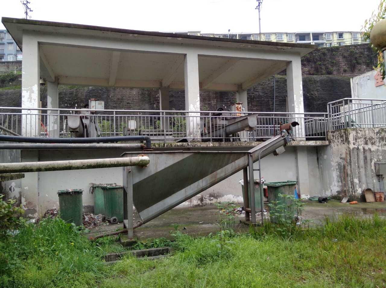 邻水污水处理厂砂水分离器