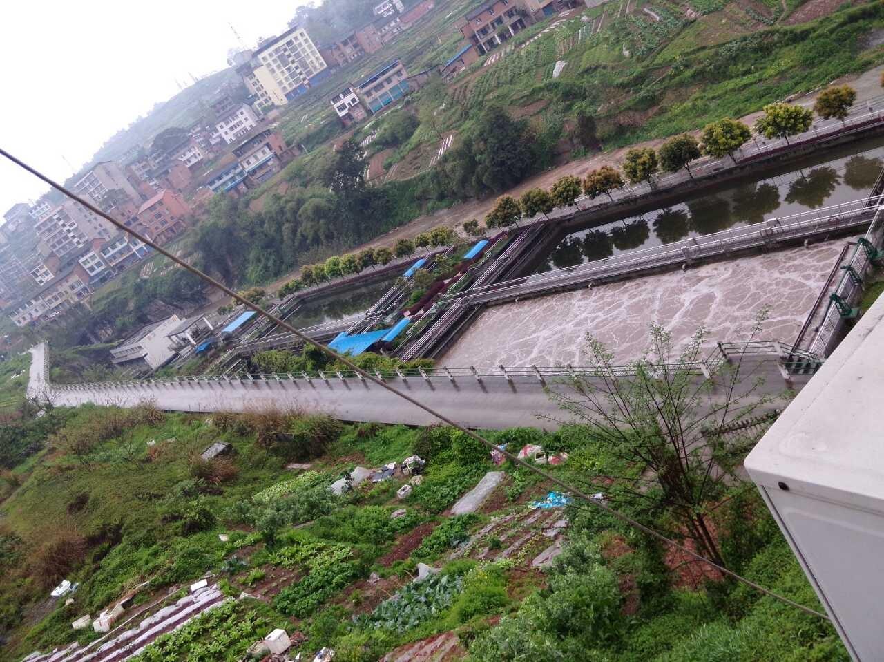 邻水30000吨污水处理厂