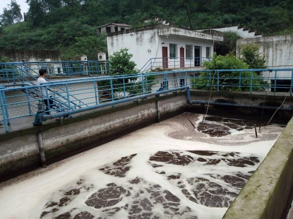 邻水垃圾渗漏液污水处理厂