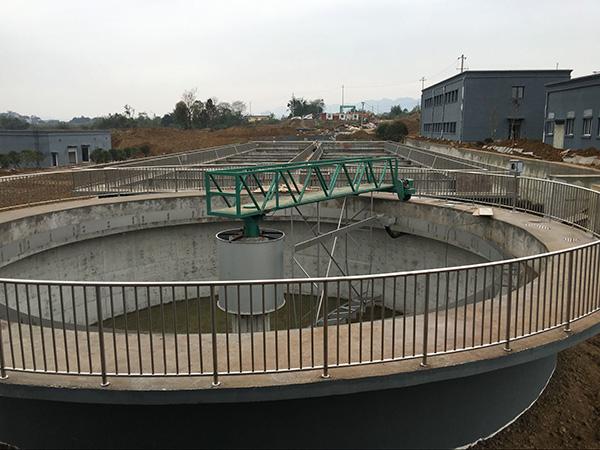 重庆巴南麻柳污水处理厂5000吨